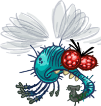 Big fly  RayWiki the Rayman wiki