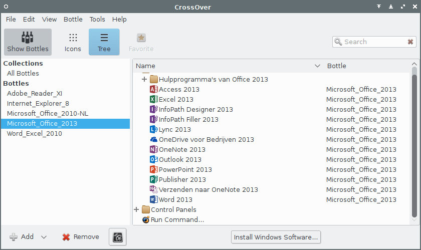 Microsoft Office 2013 and 2010 on Linux - Raymii.org