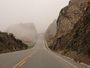 Straße nach Ayacucho