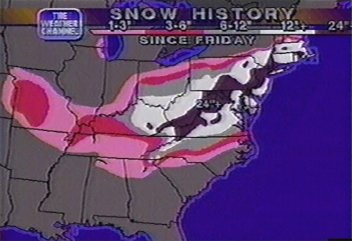 GardenStateWeather Blog: Remembering The Blizzard Of 1996