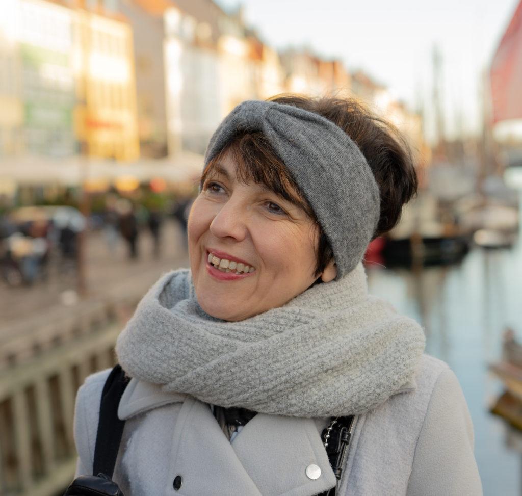 Nyhavn portrait, Copenhagen