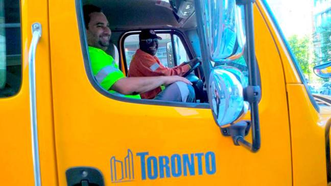 City Of Toronto employees