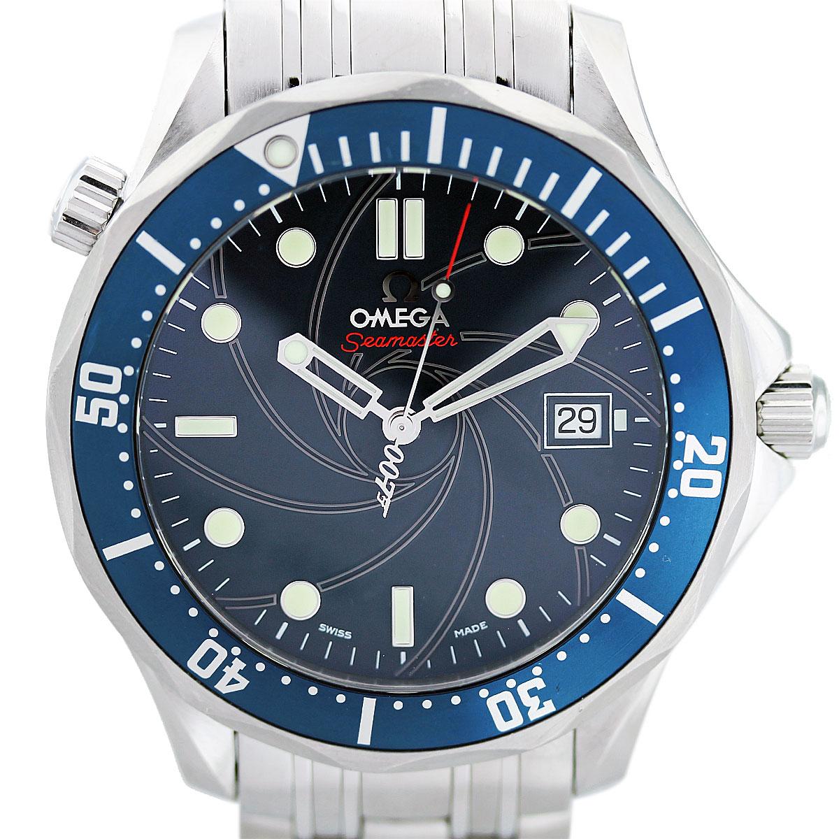 Omega Seamaster James Bond 007 Limited Edition WatchBoca Raton