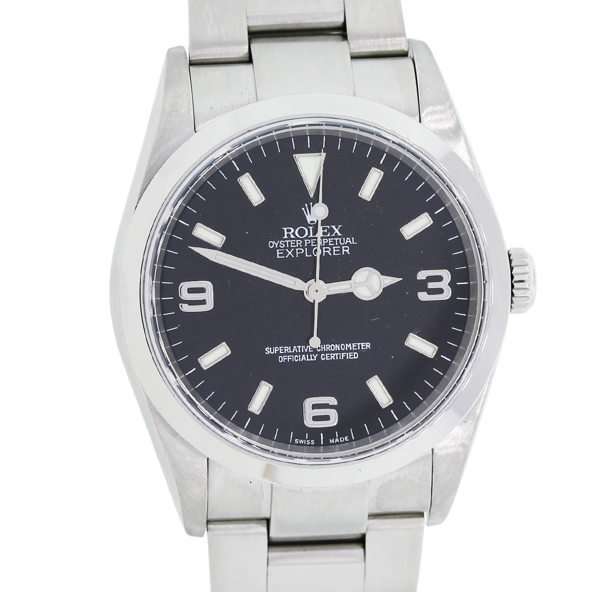 Rolex Oyster Perpetual Explorer I 214270 Stainless Steel