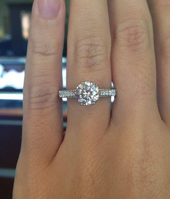 Verragio Engagement Rings Boca Raton Raymond Lee Jewelers