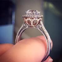 20 Verragio Engagement Rings That Will Amaze You - Raymond ...