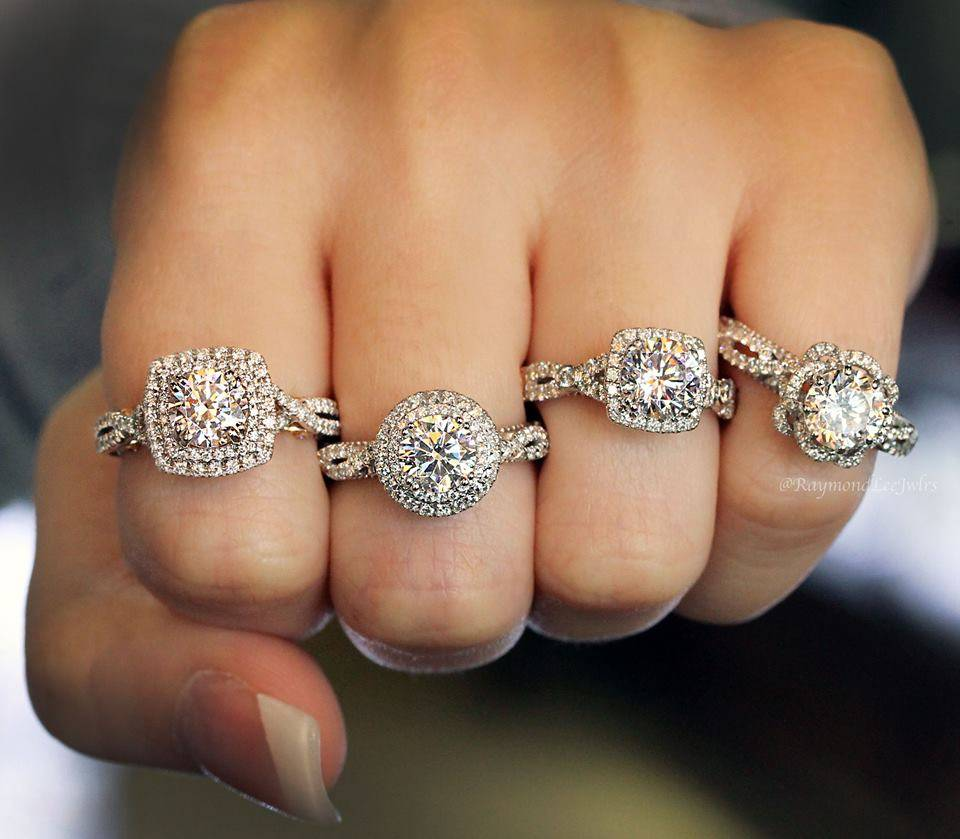 20 Verragio Engagement Rings You Need To See Raymond Lee