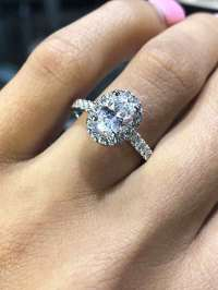 5 Stunning Celebrity-style Engagement Rings: The Look Made ...