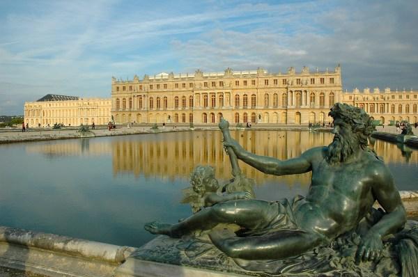 Versailles Palace Paris France