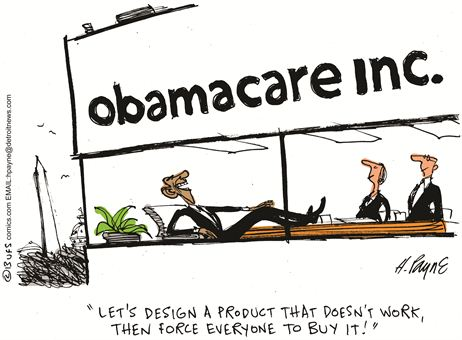 Drudge Opts Out of Obamacare and Pays Obamacare Tax