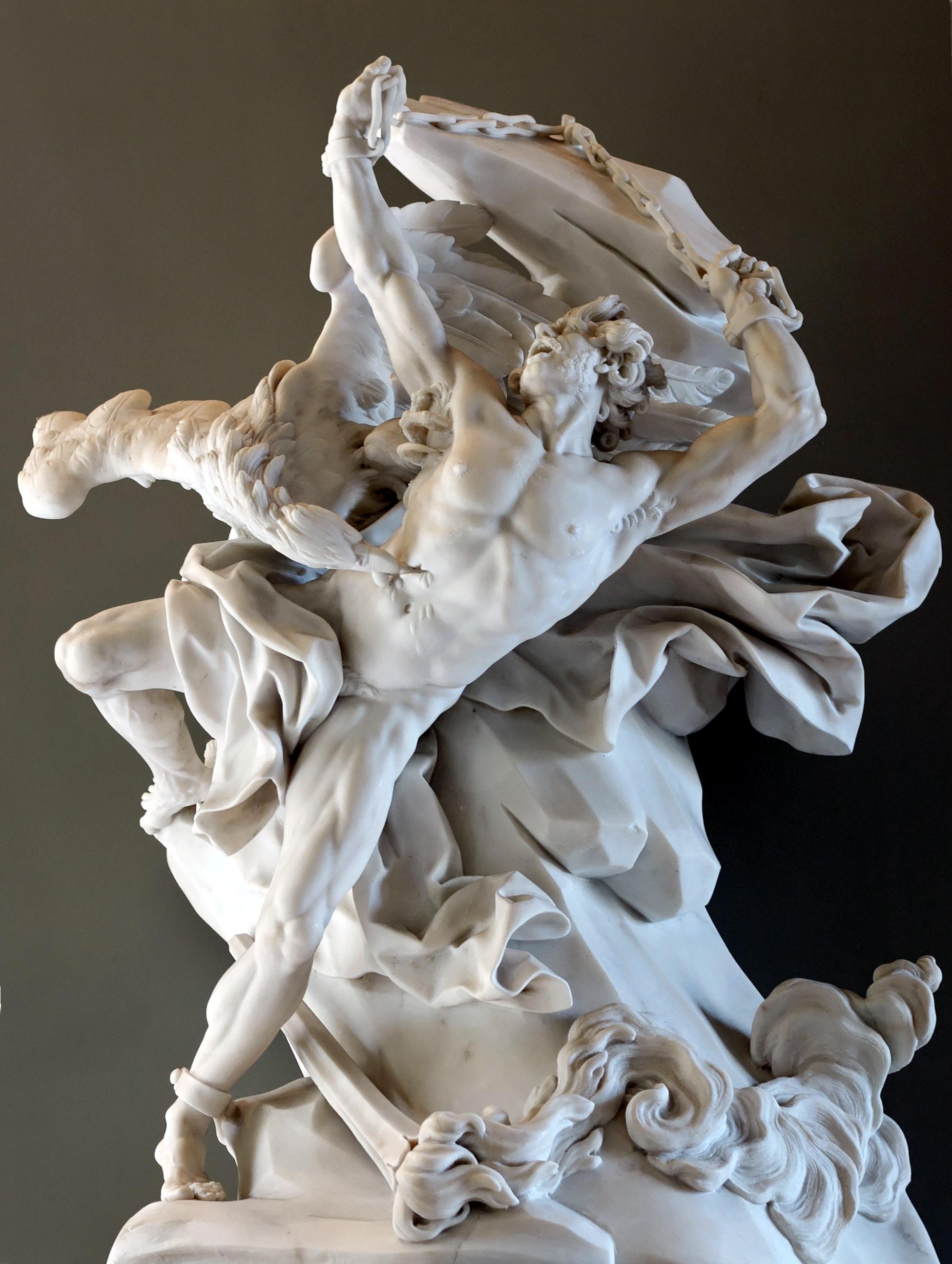 Αποτέλεσμα εικόνας για prometheus statue