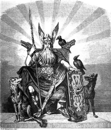 Odin_der_Göttervater
