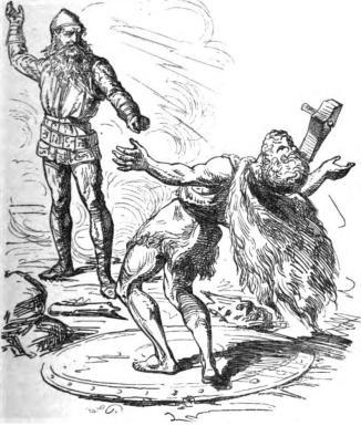 PietschThor battlesHrungnir