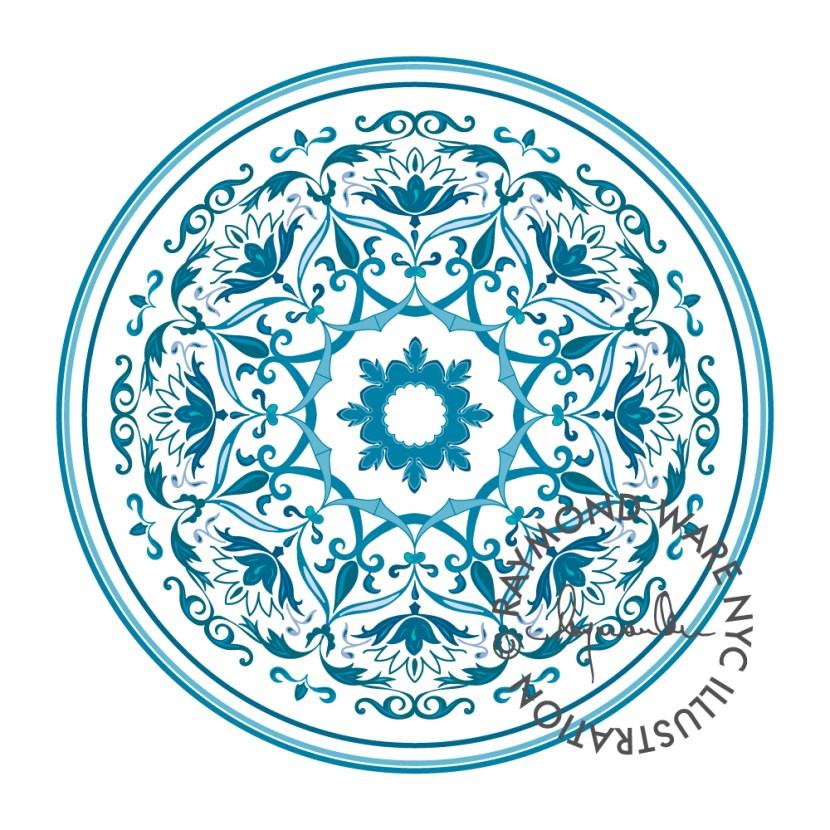 Circular-Acanthus-Pattern-2_Col-1