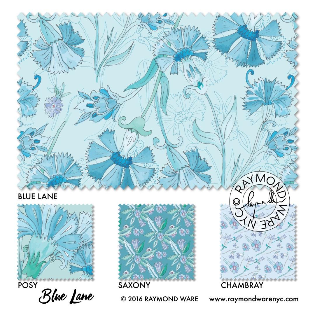 Blue Lane Collection