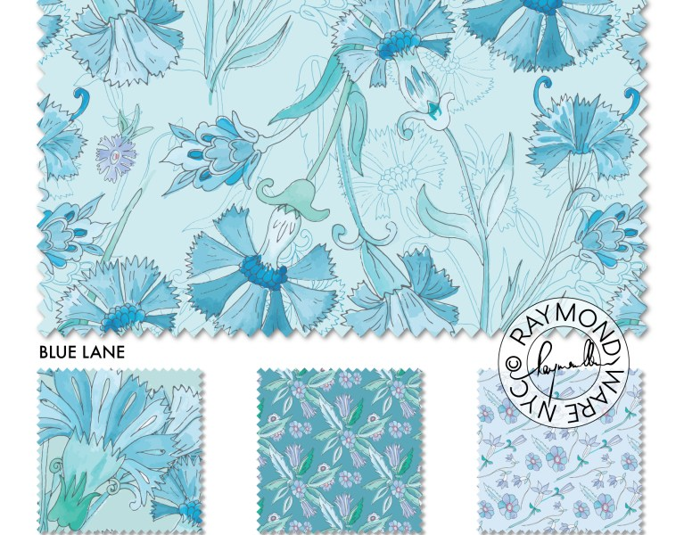 Blue Lane Collection