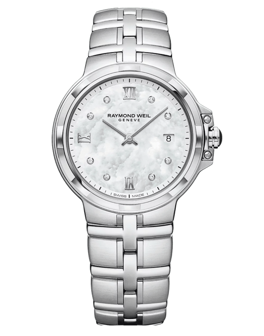 Parsifal Ladies Mother-of-Pearl Quartz Watch