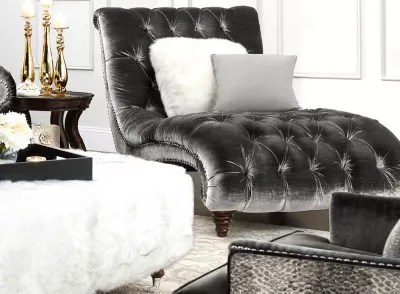 gray furniture in living room furnishing for small raymour flanigan chaises