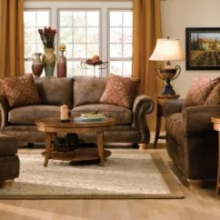 Raymour Flanigan Living Room Furniture With Fireplace And Tv Design Ideas Canyon Ridge Casual Microfiber Collection ...