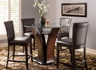 raymour and flanigan living room furniture sets safari inspired dining dilemma small space solutions design center