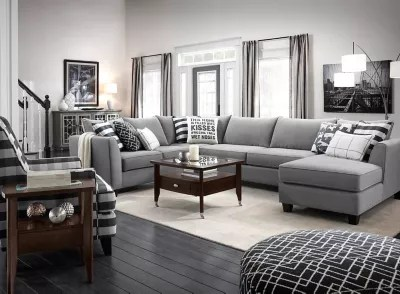 raymour flanigan living room furniture clocks next sectional sofas