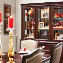 Living Room Furniture With Storage Accent Wall Paint Ideas For Dining Tables Raymour Flanigan China Cabinets