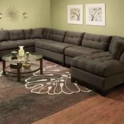 Cindy Crawford Light Blue Sofa Black And Red Sofas Sale Home® Metropolis Contemporary Microfiber ...