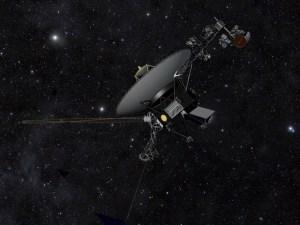 humanity's first interstellar probe