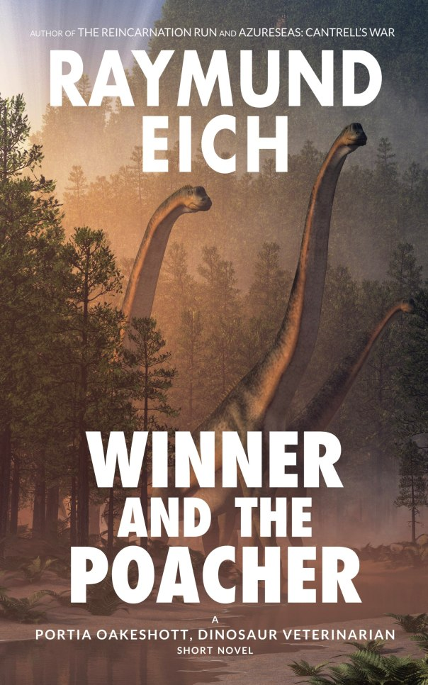 """Cover of """"Winner and the Poacher"""" by Raymund Eich"""