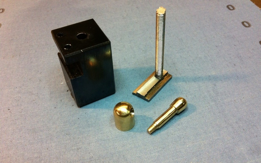 Cowells Lathe Rear Tool Post