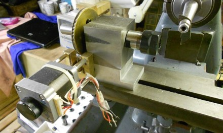 Building a Small CNC Dividing Head