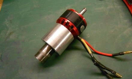 Brushless DC Motor – CNC High Speed Spindle