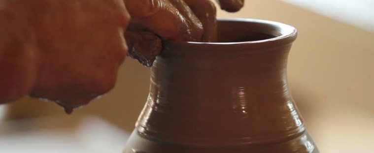 Clay in Potter's Hand