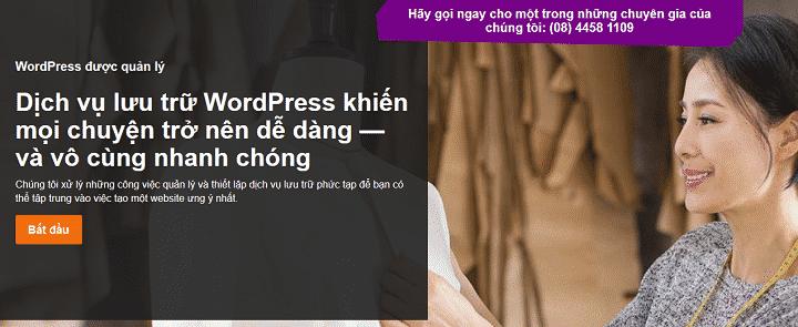 đăng ký wordpress hosting