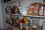 Before Pantry Makeover