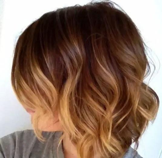 mecjas californianas en cabello corto