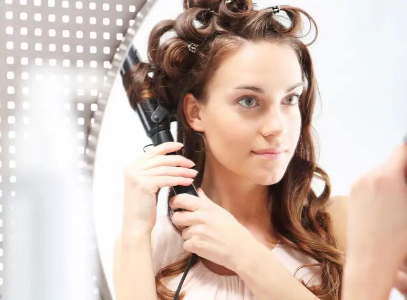 como hacer ondas en el cabello