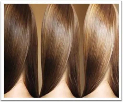 El aclarar cabello sodio de bicarbonato