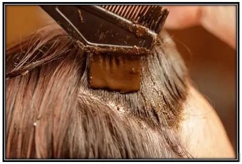 como pintar el cabello con henna