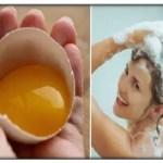 Como Hacer Una Mascarilla Para El Cabello Con Huevo