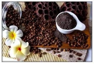 Mascarilla De Cafe Para El Cabello