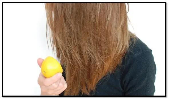 Limón Para Aclarar El Cabello