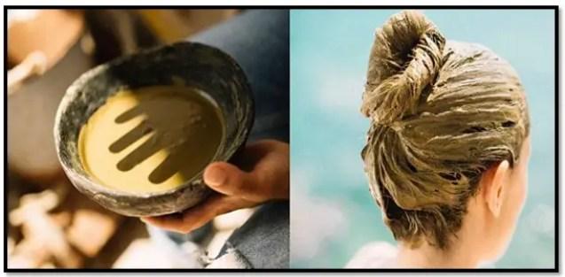 tintes vegetales para el cabello