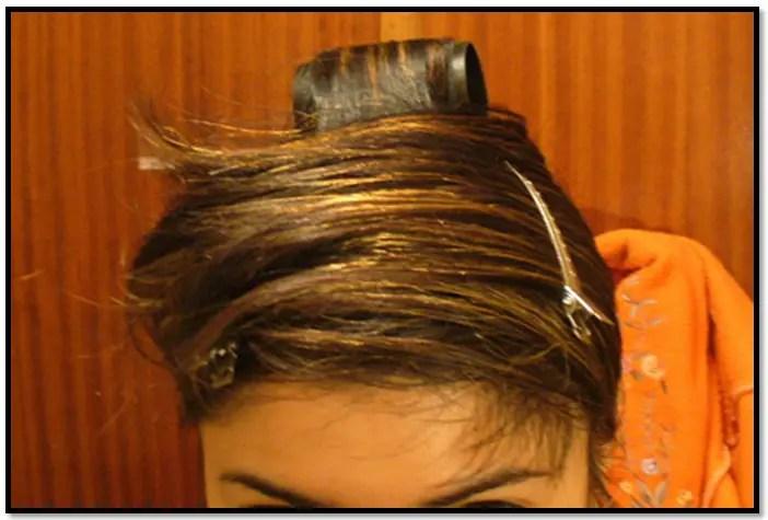 Gel de linaza para el cabello liso