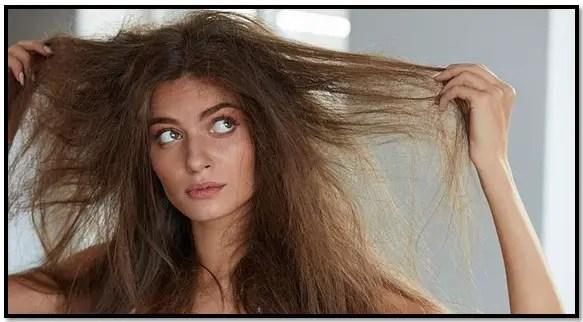como evitar que el cabello se esponje después de lavarlo