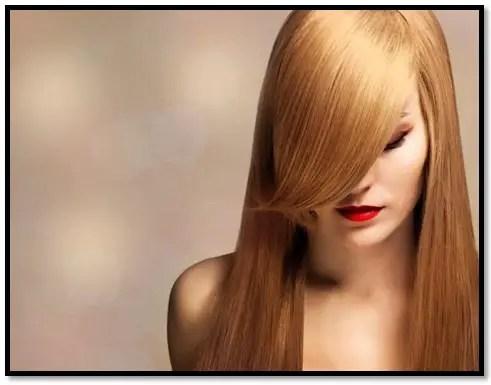 proteína de seda para el cabello