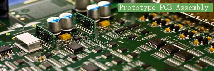 Printed Circuit Board Prototype Quick Turn Pcb Fabrication Of Aluminum
