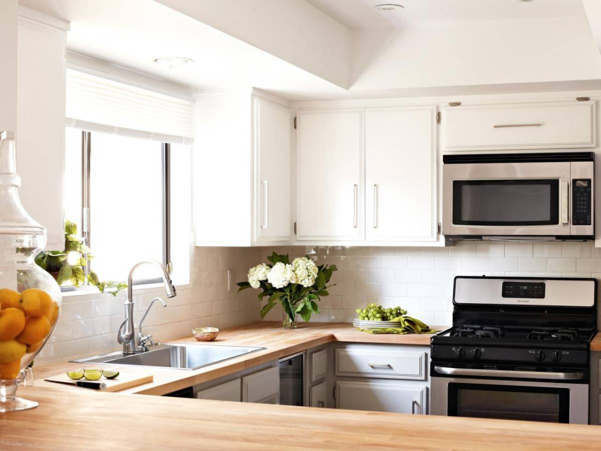 inexpensive kitchen remodel mirrors cheap ideas on a budget