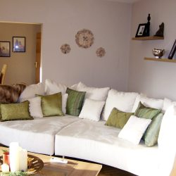White Cheap Sofa Modern Furniture for Modern Living Room Sets
