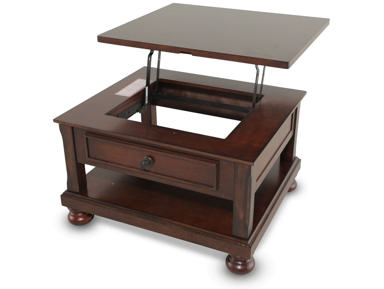 ashley furniture lift top coffee table with drawers